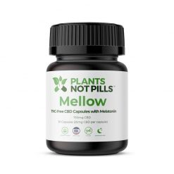 sleep formulation hemp extract capsules with melatonin