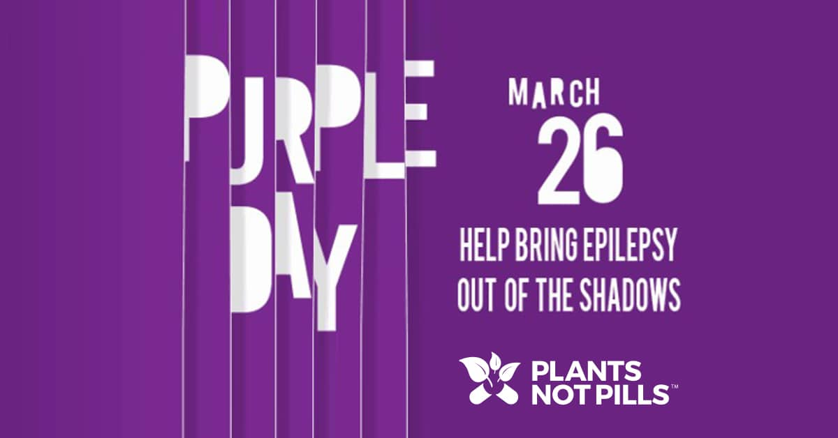 Purple Day Epilepsy Awareness