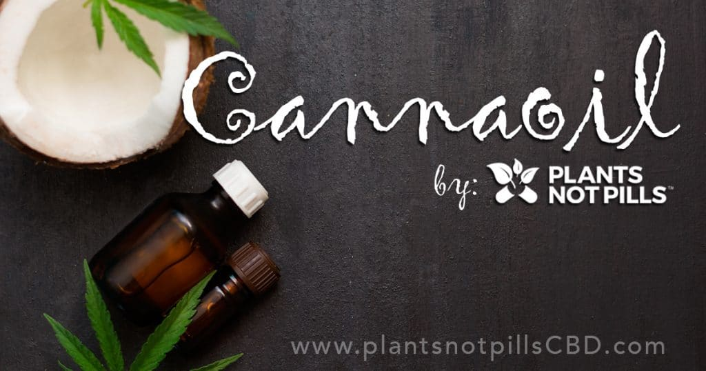 canna oil by Plants Not Pills